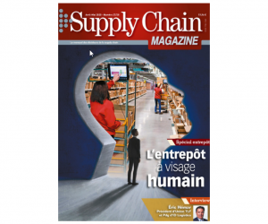 SUPPLY CHAIN MAGAZINE PARLE DE NOUS!